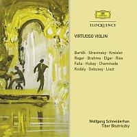 Wolfgang Schneiderhan, Tibor Bisztriczky, Albert Hirsh, Felix Schroder – Virtuoso Violin