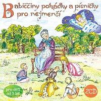 Přední strana obalu CD Babiččiny pohádky a písničky pro nejmenší