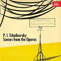 Přední strana obalu CD Čajkovskij: Scény z oper