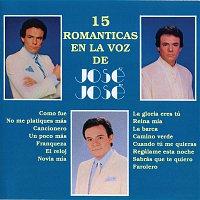 Jose Jose – 15 Románticas