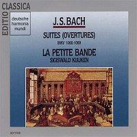 Sigiswald Kuijken – Bach: Orchestersuiten 1066-69