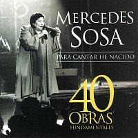 Přední strana obalu CD 40 Obras Fundamentales