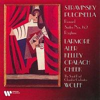 Jennifer Larmore, John Aler, Saint Paul Chamber Orchestra, Hugh Wolff – Stravinsky: Pulcinella, Renard, Suites & Ragtime