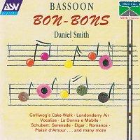 Přední strana obalu CD Bassoon Bon-Bons