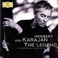 Berliner Philharmoniker, Wiener Philharmoniker, Herbert von Karajan – Herbert von Karajan - The Legend (A Memorial Release)