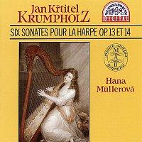 Hana Müllerová – Krumpholz: Šest sonát pro harfu, op. 13 a 14