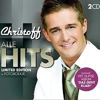 Přední strana obalu CD Alle Hits Limited