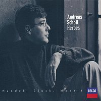 Andreas Scholl, Orchestra Of The Age Of Enlightenment, Roger Norrington – Andreas Scholl - Heroes