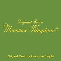 Přední strana obalu CD Moonrise Kingdom (Original Score)