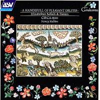 Přední strana obalu CD A Handefull of Pleasant Delites: Elizabethan Ballads and Dances