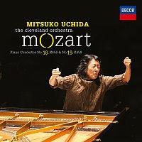 Přední strana obalu CD Mozart: Piano Concerto No..18, K.456 & No.19, K.459