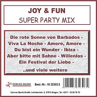 Joy, Fun. – Super Party Mix