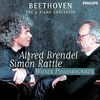 Alfred Brendel, Wiener Philharmoniker, Simon Rattle – Beethoven: The Piano Concertos [3 CDs]