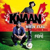 Přední strana obalu CD Wavin' Flag [Celebration Mix France Version]