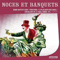 Přední strana obalu CD Noces Et Banquets