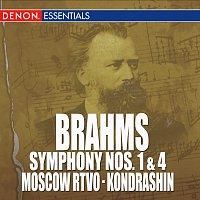 Kyril Kondrashin, Moscow RTV Symphony Orchestra – Brahms: Symphony Nos. 1 & 4