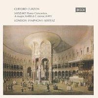 Sir Clifford Curzon, London Symphony Orchestra, István Kertész – Mozart: Piano Concertos Nos. 23 & 24