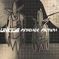 Přední strana obalu CD Psyence Fiction