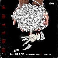 3ohBlack, Moneybagg Yo, Tay Keith – Hollup