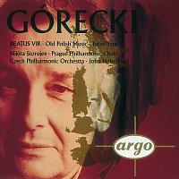 Nikita Storojew, Prague Philharmonic Chorus, Czech Philharmonic Orchestra – Gorecki: Beatus Vir/Totus tuus/Old Polish Music