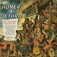 Homer, Jethro – Any News from Nashville?