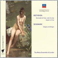 The Melos Ensemble Of London – Beethoven: Serenade; Septet in E flat; Schumann: Adagio & Allegro