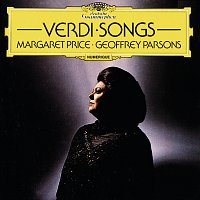 Margaret Price, Geoffrey Parsons – Verdi: Songs