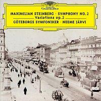 Přední strana obalu CD Steinberg: Symphony No.2; Variations Op.2