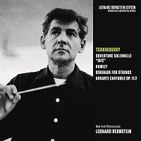 Leonard Bernstein, New York Philharmonic Orchestra, Pyotr Ilyich Tchaikovsky – Tchaikovsky: 1812 Overture & Hamlet, Op. 67 & Serenade for Strings, Op. 48 & Andante cantabile, Op. 11/2
