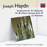Orchestra Of The Age Of Enlightenment, Frans Bruggen – Haydn Symphonien Nr. 45, Nr. 48 & Nr. 49 [Audior]