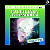 Various Artists.. – 20 Suosikkia / Rautalankaklassikot / Nyt soi kitarain