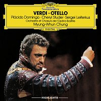 Cheryl Studer, Sergei Leiferkus, Ramón Vargas, Michael Schade, Placido Domingo – Verdi: Otello - Highlights
