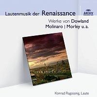 Konrad Ragossnig – Lautenmusik der Renaissance [Audior]