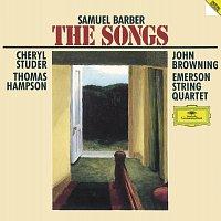 Cheryl Studer, Thomas Hampson, John Browning, Emerson String Quartet – Barber: The Songs Complete [2 CDs]