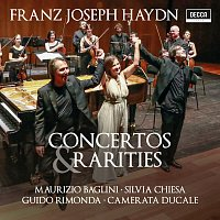 Maurizio Baglini, Silvia Chiesa, Guido Rimonda, Camerata Ducale – Haydn: Concertos & Rarities