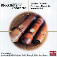 Michala Petri, Academy of St. Martin in the Fields, Iona Brown, Kenneth Sillito – Virtuose Blockflotenkonzerte