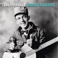 Přední strana obalu CD The Essential Jimmie Rodgers