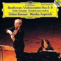 Gidon Kremer, Martha Argerich – Beethoven: Violin Sonatas Nos.6-8