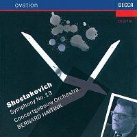 "Marius Rintzler, Concertgebouw Orchestra of Amsterdam, Bernard Haitink – Shostakovich: Symphony No.13 ""Babi Yar"""