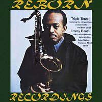 Jimmy Heath – Triple Threat (Riverside 50, HD Remastered)
