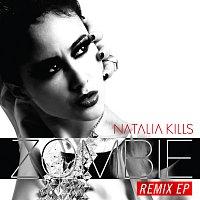 Přední strana obalu CD Zombie [Remix EP]