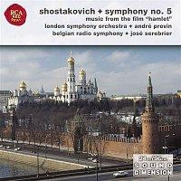 José Serebrier, Dmitri Shostakovich – Shostakovich, Symphony No. 5: Suite from Hamlet