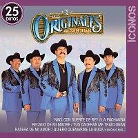 Los Originales De San Juan – Íconos 25 Éxitos