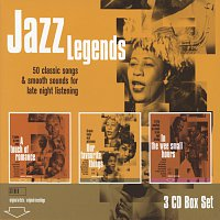 Různí interpreti – Jazz Legends - Our Favourite Things/A Touch of Romance/The Wee Small House