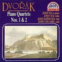 Josef Koďousek, Sukovo trio – Dvořák: Klavírní kvartety č.1 a 2