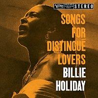 Přední strana obalu CD Songs For Distingué Lovers