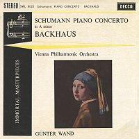 Wilhelm Backhaus, Wiener Philharmoniker, Gunter Wand – Schumann: Piano Concerto
