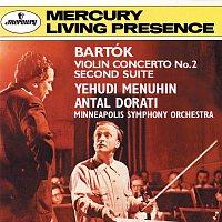 Yehudi Menuhin, Minneapolis Symphony Orchestra, Antal Dorati – Bartók: Violin Concerto No. 2; Suite No. 2