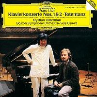 Přední strana obalu CD Liszt: Piano Concertos Nos.1 & 2; Totentanz
