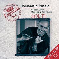 London Symphony Orchestra, Paris Conservatoire Orchestra, Sir Georg Solti – Romantic Russia - Borodin / Glinka / Mussorgsky / Tchaikovsky